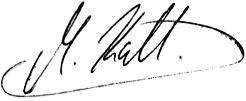 MK Unterschrift